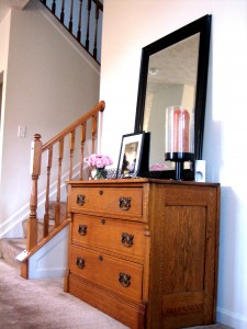 entryway dresser
