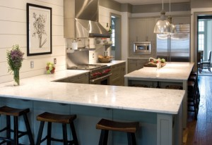 inspiration gray kitchen