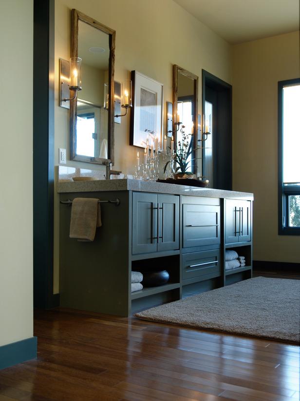House tweaking for Dream master bathroom