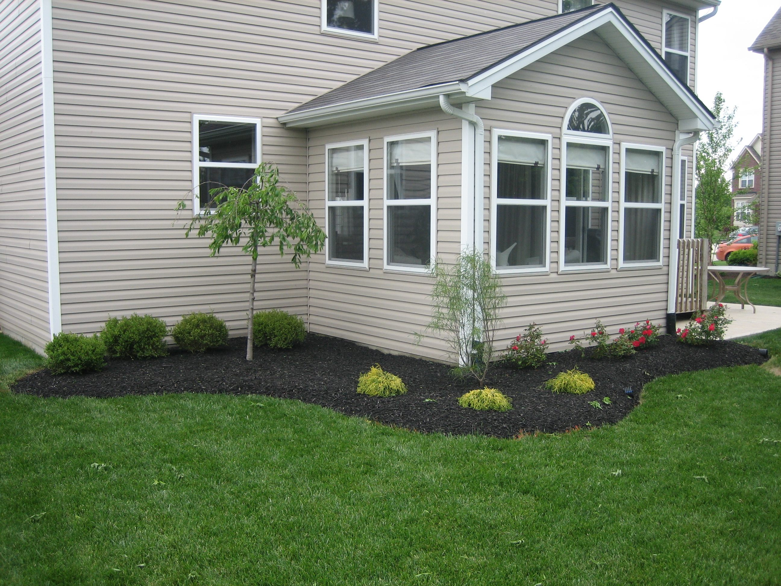 Landscaping Around Home Foundation : House tweaking
