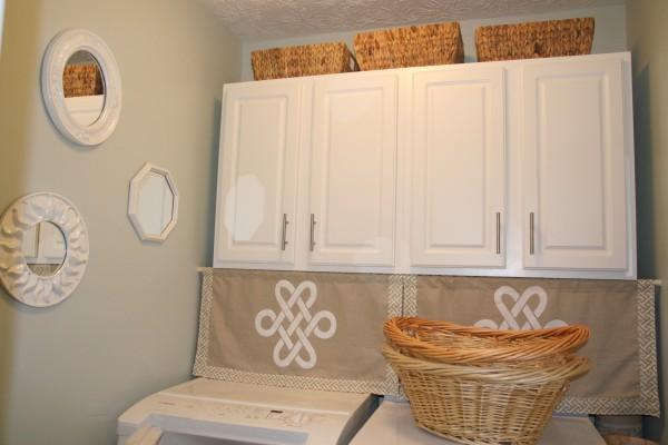 house*tweaking Laundry Room Cabinets Ikea