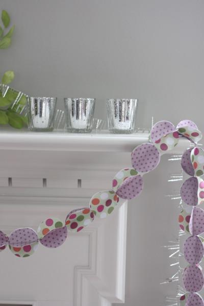 christmas tree decorations diy paper garland