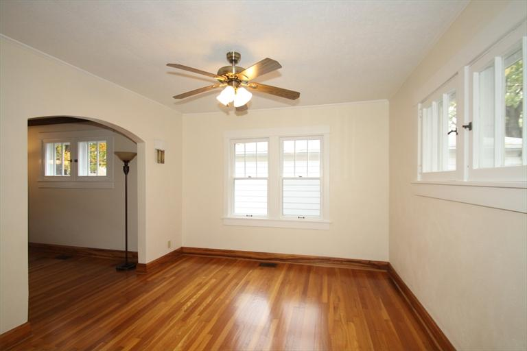 Especially When They Let Light Stream Onto Those Gleaming Floors The Dining Room Led To Totally Remodeled Eat In Kitchen Door Way Joining
