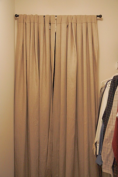 Curtains Ideas curtains in doorways : HOUSE*TWEAKING