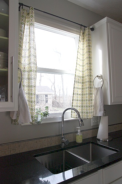 kitchen curtains over sink house tweaking 573