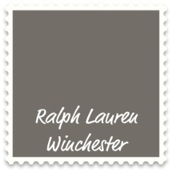Beau The Virtual Color Swatch Comes Off Pretty Dark, But It Seems That  Winchester Is A Medium Gray With Greenish Undertones In Reality. I Found  This Paint Color ...