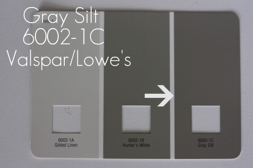 gray silt a valspar color available at lowe s