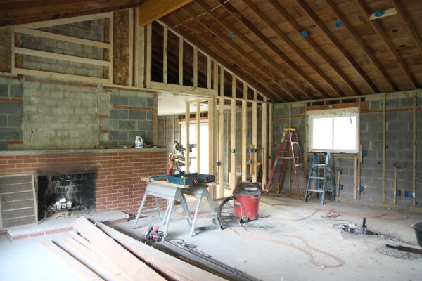 no scaffolding