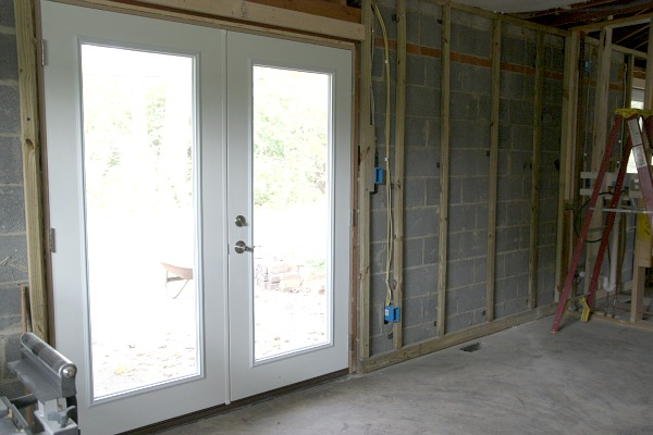 screen doors for french doors that open out 2