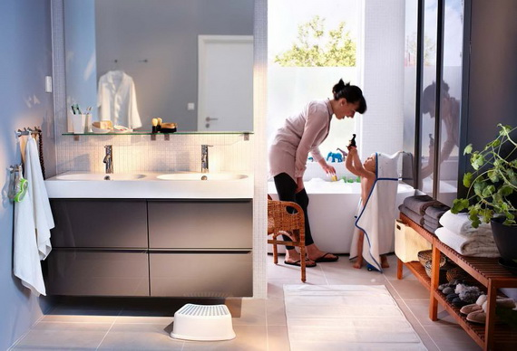ikea modern bathroom design ideas 2012 3 jpg