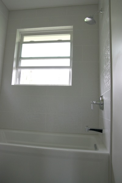We Replaced The Window, Tub ...
