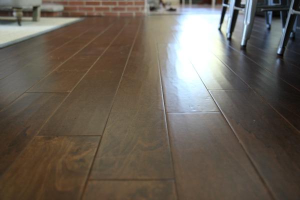 House tweaking - Houses with wood floors ...