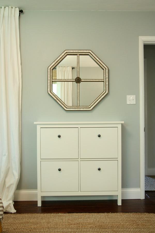 bedroom shoe cabinet 2