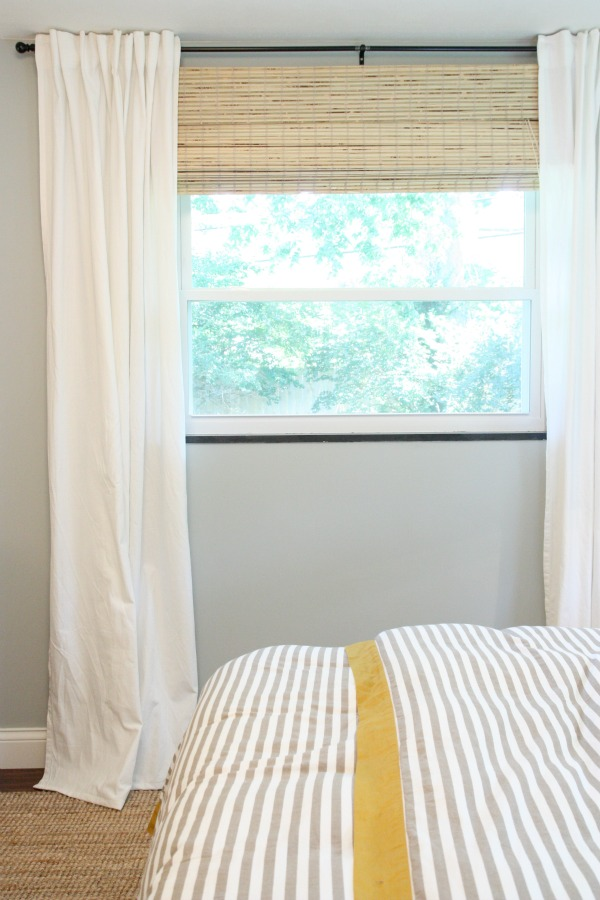 Is it ever ok to not have curtains or blinds for master for Shades for bedroom windows