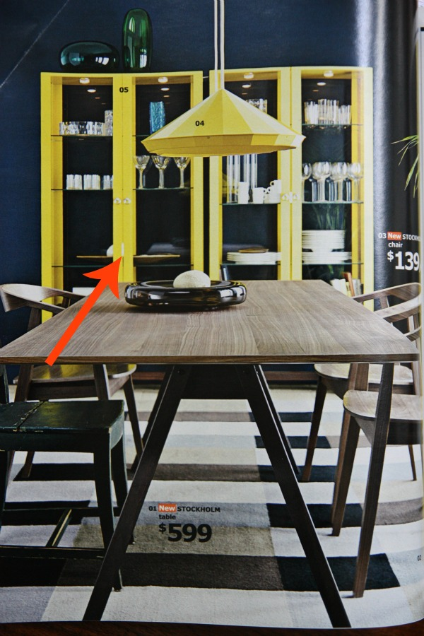 Page 88 The New Stockholm Glass Door Cabinets In Yellow Are My Absolute Favorite Thing Entire Catalog It S Difficult To See From This Image But