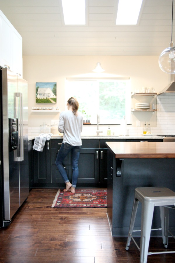 washable wallpaper kitchen rug - photo #47
