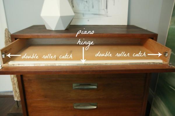 Hinge Drawer 1