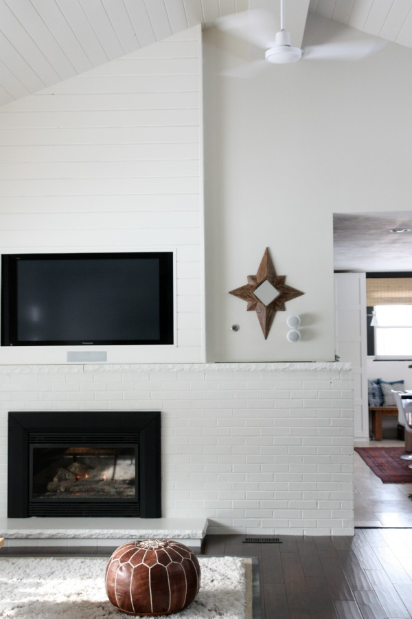 fireplace wall 6