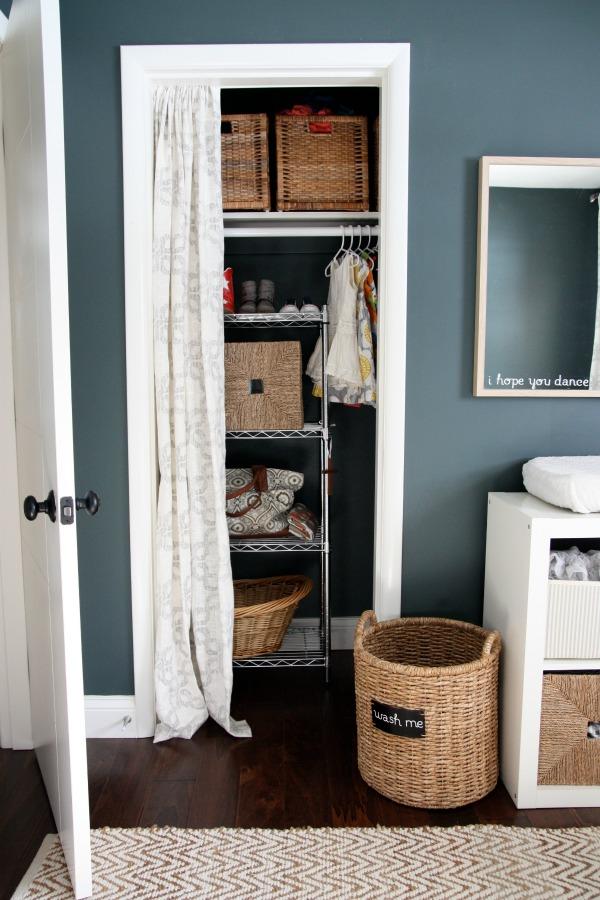 nursery closet 2