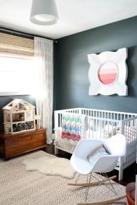 girl nursery 1