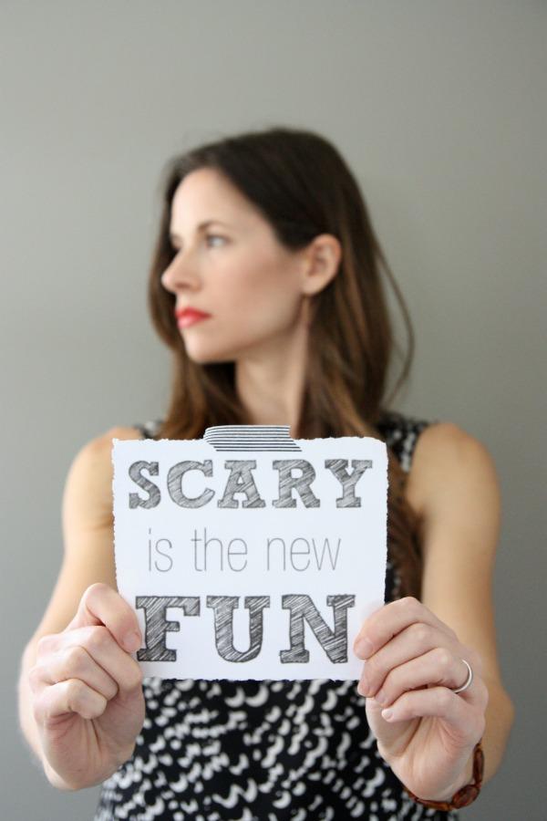 scary fun