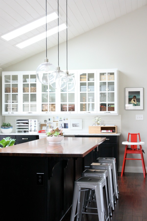vaulted kitchen 5