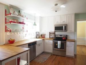 chesapeake ikea kitchen after 2