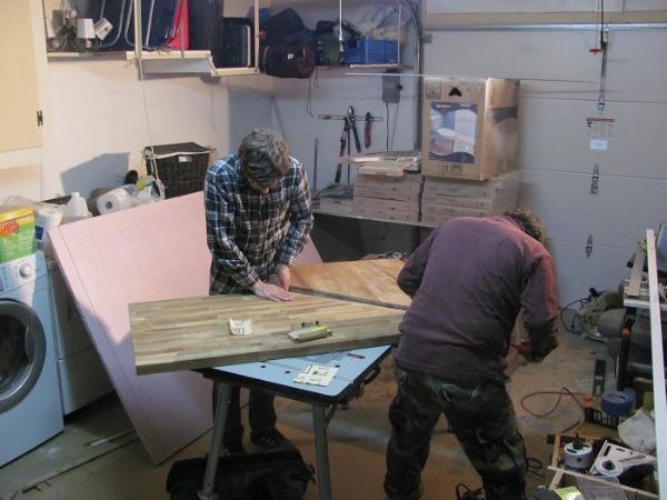 chesapeake ikea kitchen cutting countertops