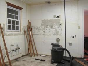 chesapeake ikea kitchen in progress