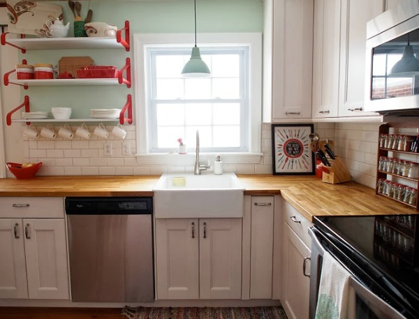 Ikea Kitchen Island With Sink ~ How did you customize your Ikea kitchen to suit your needs and