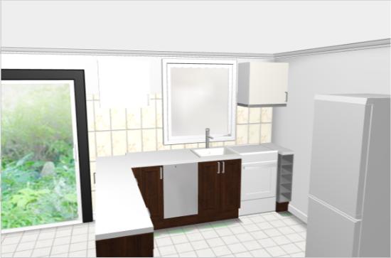 ikea barn kitchen design