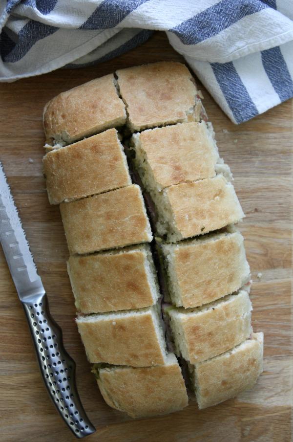 pesto sandwich 3