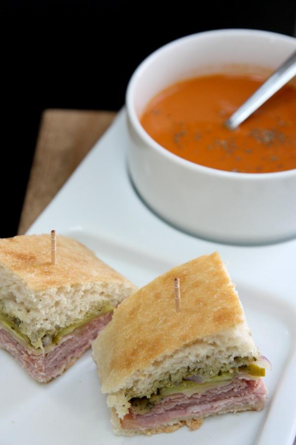 pesto sandwich 4