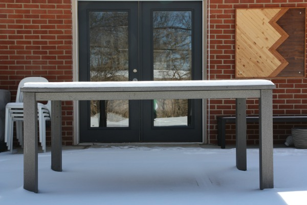 snow covered outdoor furniture 4