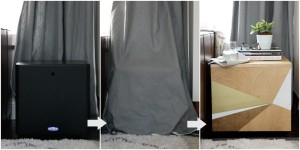 subwoofer cover b&a