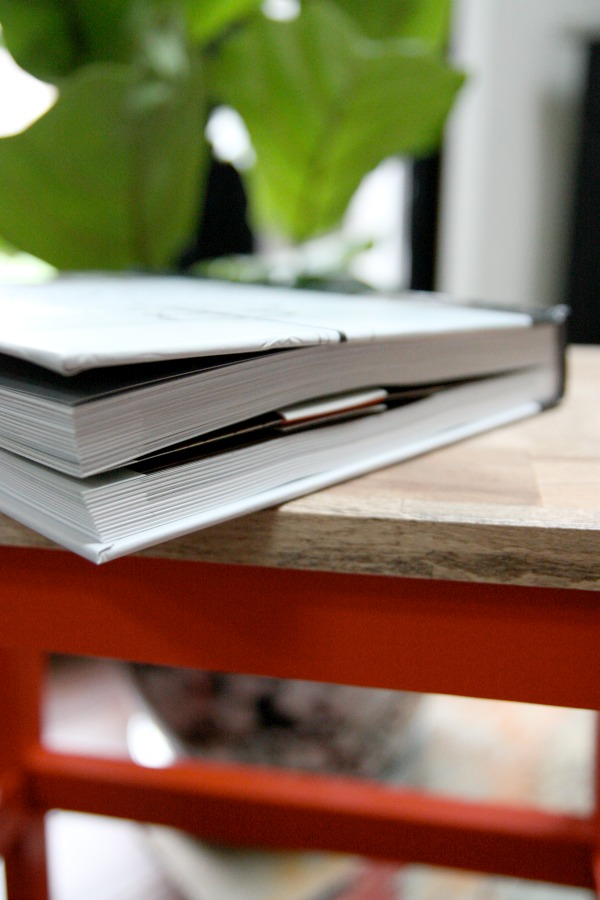 DIY magnetic bookmark 6
