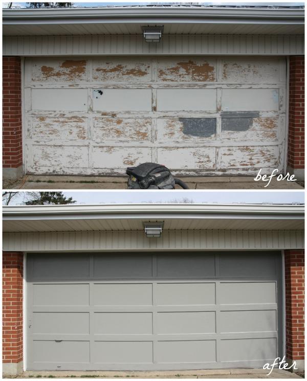stopgap garage door 1