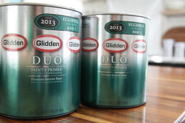 glidden DIY