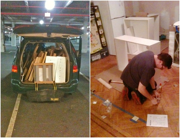 ikea brooklyn DIY