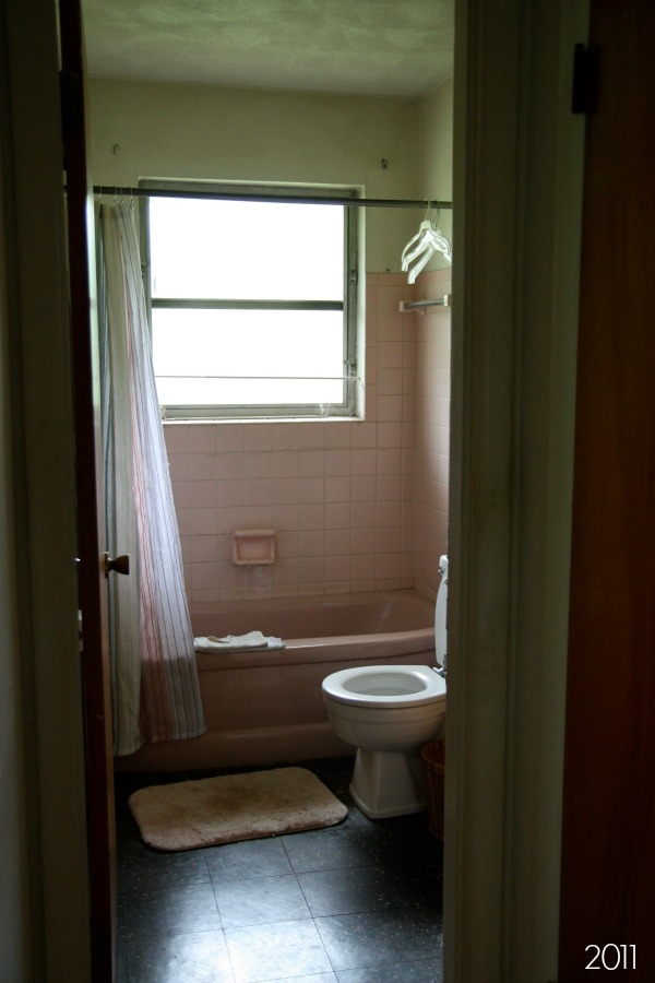 main bathroom 2011