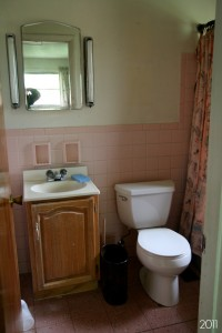 master bathroom 2011