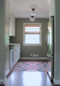 ikea kitchen in Minnesota via House*Tweaking