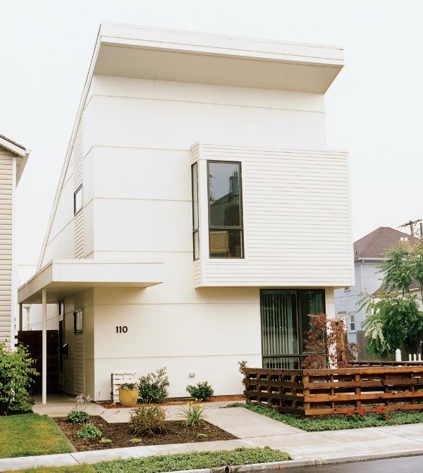 modern home in dayton, ohio