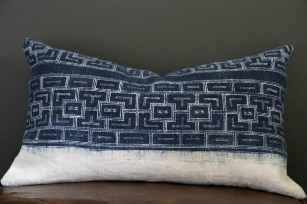 DIY Hmong pillow 3