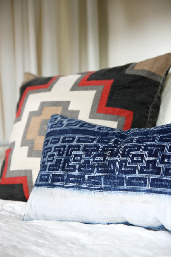DIY Hmong pillow 6
