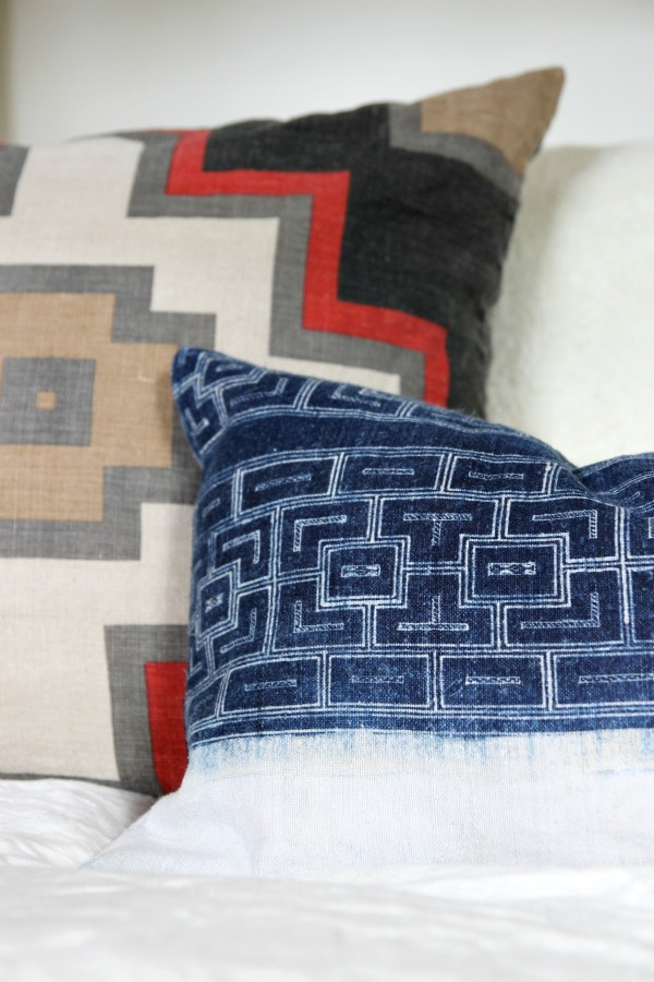 DIY Hmong pillow 7