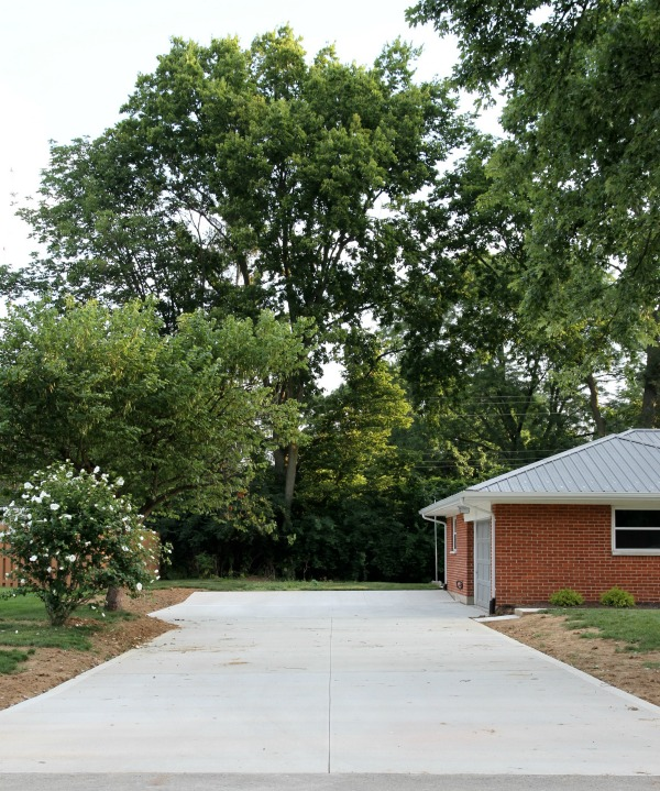 driveway after 1