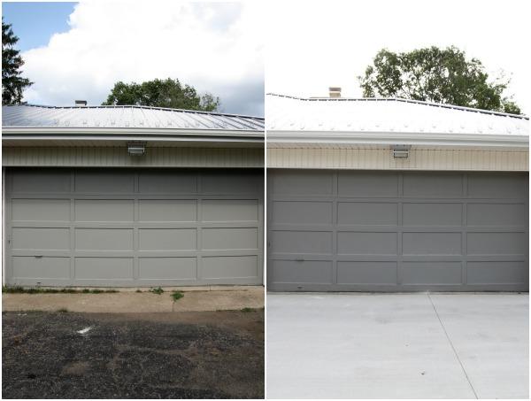 driveway garage door