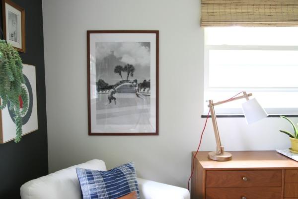 engineer print frame and mat