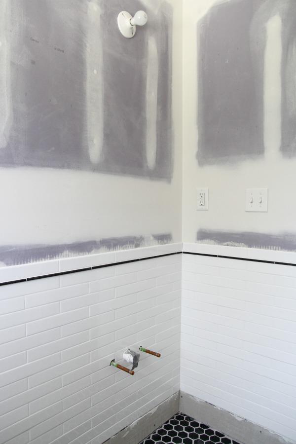 main bath grout 3